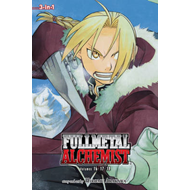 Fullmetal Alchemist (3-in-1 Edition), Vol. 6 (BOK)