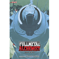 Fullmetal Alchemist (3-in-1 Edition), Vol. 7 (BOK)