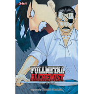 Fullmetal Alchemist (3-in-1 Edition), Vol. 8 (BOK)