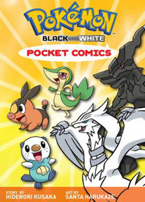 Pokemon Pocket Comics: Black & White (BOK)