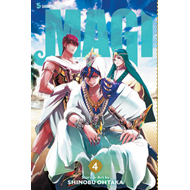 Magi: The Labyrinth of Magic, Vol. 1 (BOK)