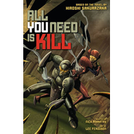 All You Need is Kill - Graphic Novel (BOK)