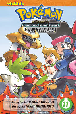 Pokemon Adventures Diamond & Pearl Platinum (BOK)