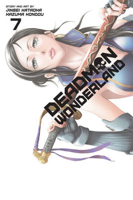 Deadman Wonderland, Vol. 7 (BOK)