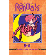 Ranma 1/2 (2-in-1 Edition), Vol. 3 (BOK)