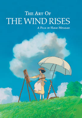 The Wind Rises - The Art of (BOK)