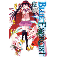 Blue Exorcist, Vol. 12 (BOK)