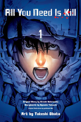 All You Need is Kill (manga) (BOK)