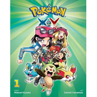 Pokemon X*Y, Vol. 1 (BOK)