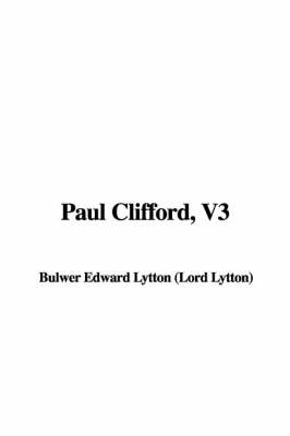 Paul Clifford, V3 (BOK)