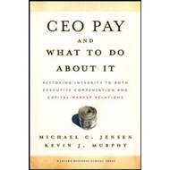 CEO Pay And What to Do About It (BOK)