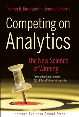 Competing on Analytics (BOK)