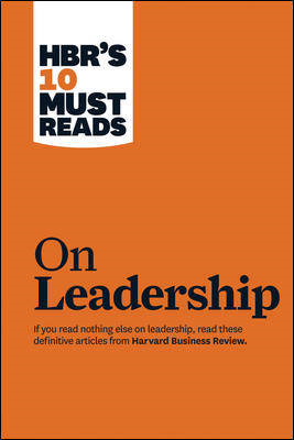 HBR's 10 Must Reads on Leadership (with featured article Wh (BOK)