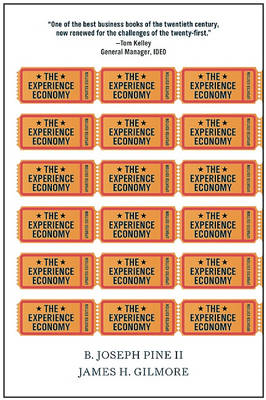Experience Economy, Updated Edition (BOK)