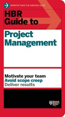 HBR Guide to Project Management (BOK)
