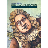 Sir Isaac Newton - English Scientist (BOK)