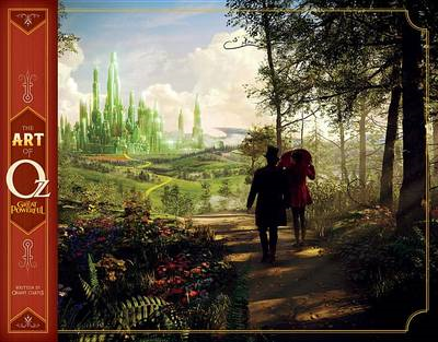 Art of Oz: the Great and Powerful: The Great and Powerful (BOK)