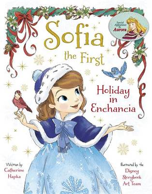 Sofia the First Holiday in Enchancia (BOK)