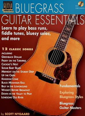 Bluegrass Guitar Essentials (BOK)