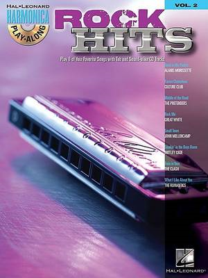Harmonica Play-Along: Rock Hits: Volume 2 (BOK)
