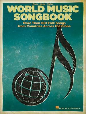 World Music Songbook (BOK)