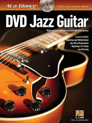 At a Glance Guitar - Jazz Guitar (BOK)
