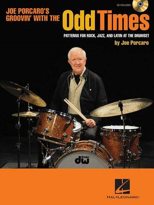 Odd Times: Patterns for Rock, Jazz, and Latin at the Drumset (BOK)