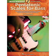 Pentatonic Scales for Bass (BOK)