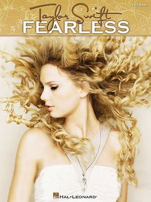 Taylor Swift: Fearless: Easy Piano (BOK)