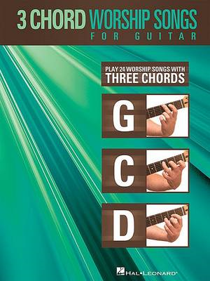 3 Chord Worship Songs for Guitar (BOK)