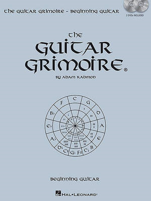 Adam Kadmon: The Guitar Grimoire - Beginning Guitar (BOK)