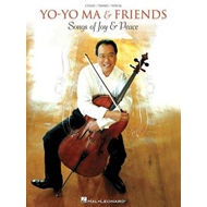 Yo Yo Ma & Friends: Songs of Joy & Peace (BOK)