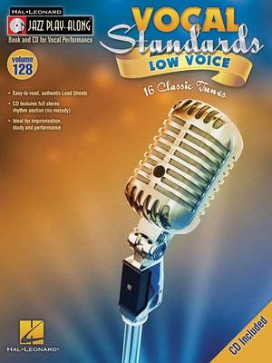 Vocal Standards Low Voice (BOK)