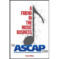 Friend in the Music Business (BOK)