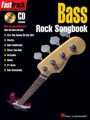 Fast Track: Bass Rock Songbook (BOK)