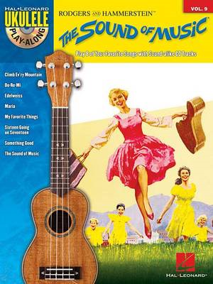 Ukulele Play-Along: The Sound of Music: Volume 9 (BOK)