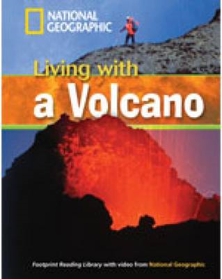 Living With a Volcano Level 1300 Intermediate B1 Reader (BOK)
