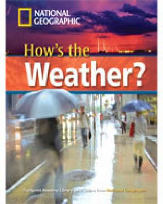 How's the Weather?: 2200 Headwords (BOK)