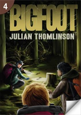 Bigfoot: Page Turners 4 (BOK)