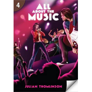 All About the Music: Page Turners 4 (BOK)
