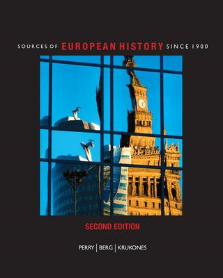 Sources of European History (BOK)