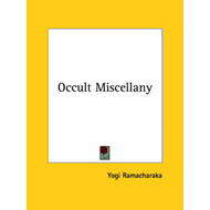 Occult Miscellany (BOK)