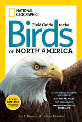 Field Guide to the Birds of North America (BOK)