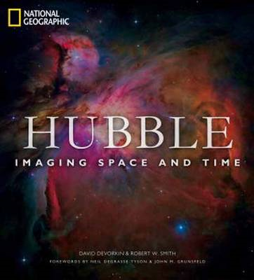 Hubble: Imaging Space and Time (BOK)