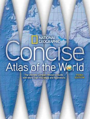 Concise Atlas of the World: The Ultimate Compact Resource Guide with More Than 450 Maps and Illustra (BOK)