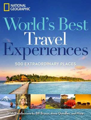 World's Best Travel Experiences (BOK)