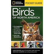 National Geographic Pocket Guide to the Birds of North America (BOK)