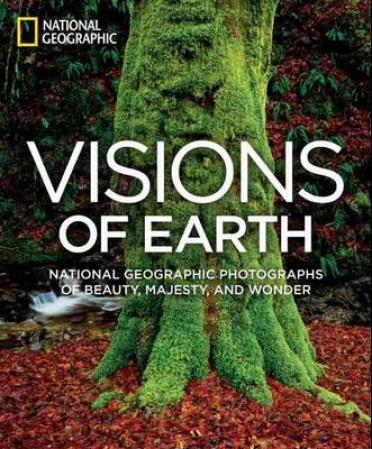 Visions of Earth Mini: National Geographic Photographs of Beauty, Majesty, and Wonder (BOK)
