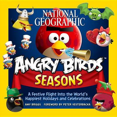 Angry Birds: Seasons (BOK)