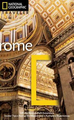 National Geographic Traveler: Rome (BOK)